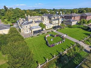 Chilworth Manor Aerial Image