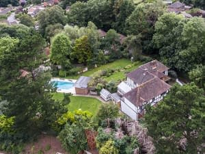 Aerial Photography in Warsash